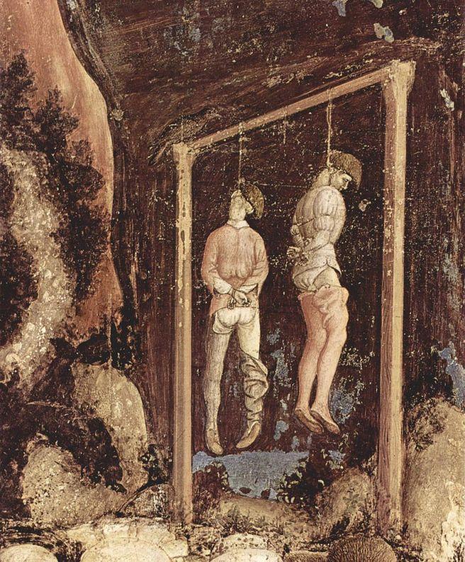 Ballade des Pendus - Pisanello