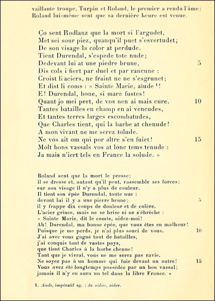 Chanson de Roland 06
