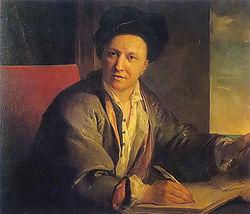 Fontenelle (portret door Louis Galloche)
