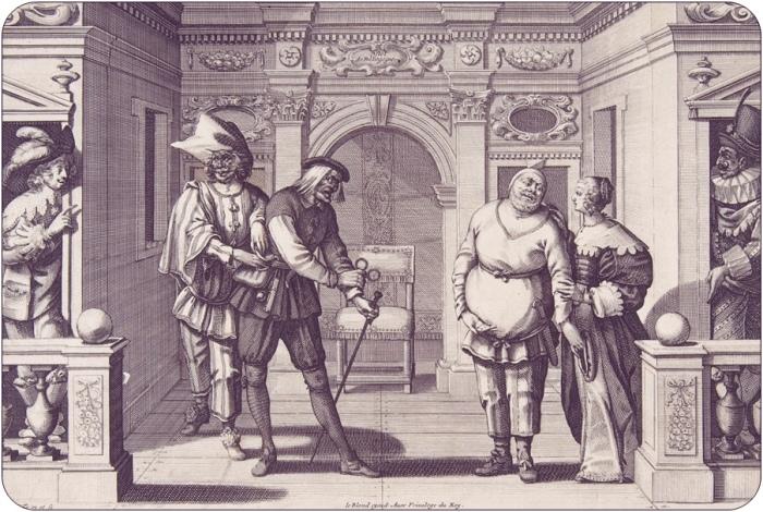 Théâtre 17e siècle