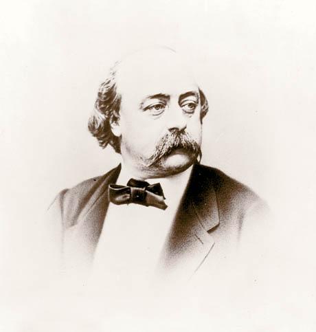 Gustave Flaubert, Schriftsteller, Frankreich