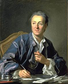 Diderot Louis-Michel van Loo