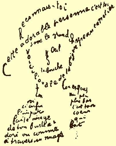 Calligramme (Apollinaire)