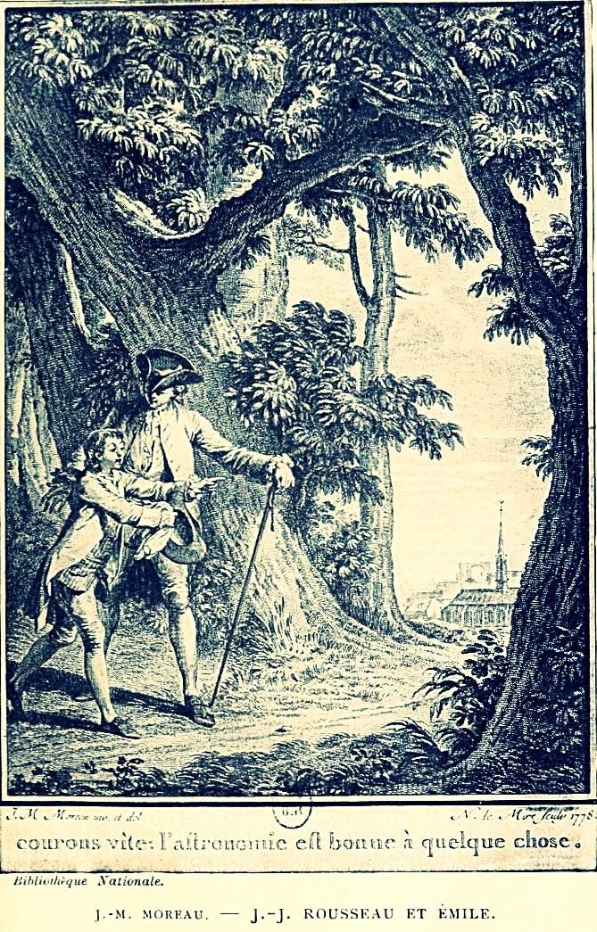 Rousseau Emile