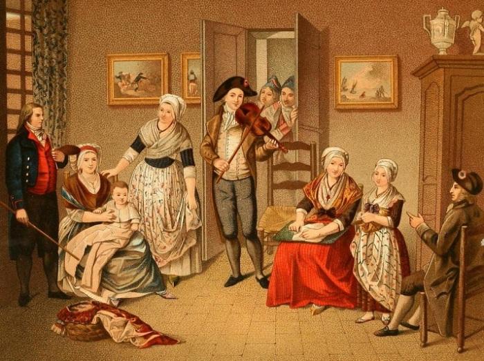 La France au temps de la Révolution
