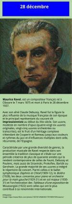 12_28 Maurice Ravel