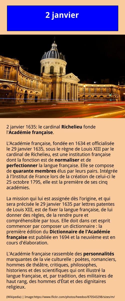 01_02 L'Académie française