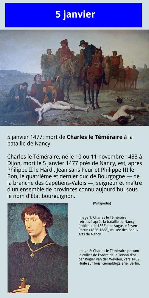 01_05 Charles le Téméraire
