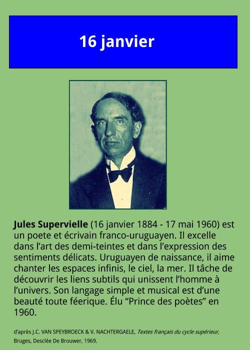 01_16 Jules Supervielle