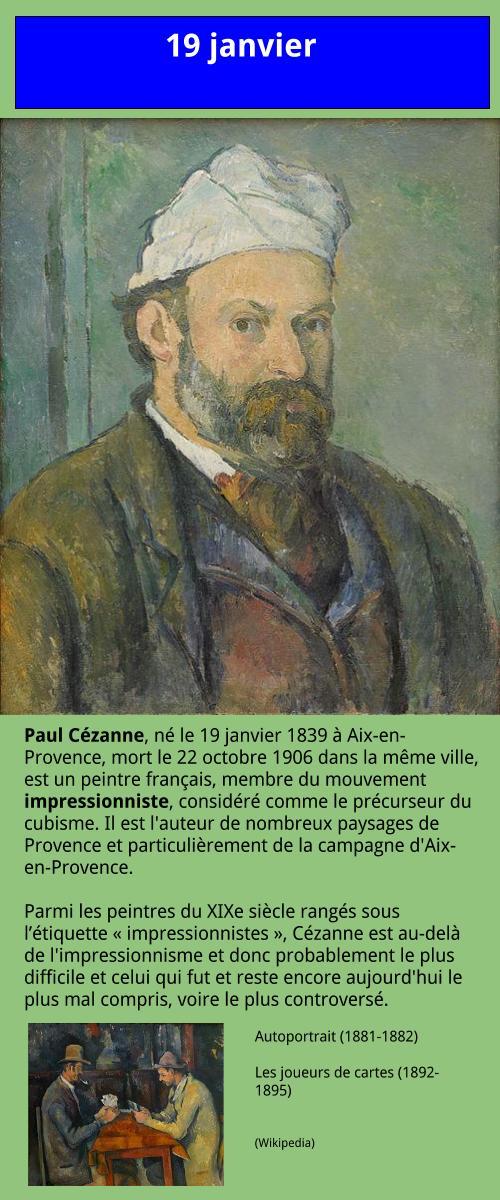 01_19 Paul Cézanne