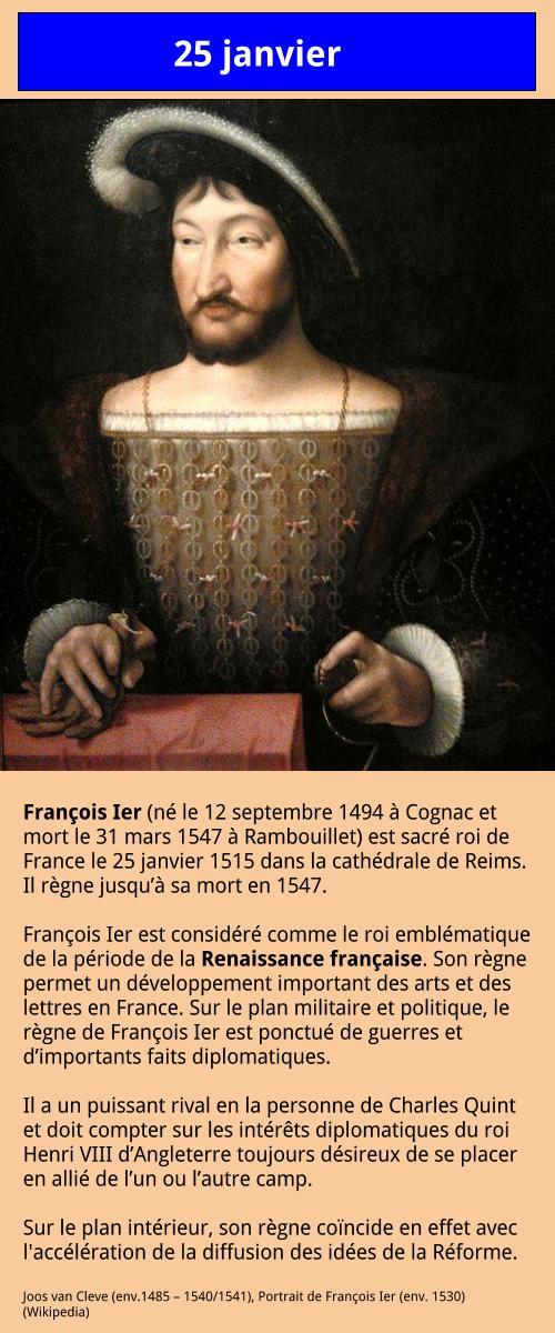 01_25 François Ier