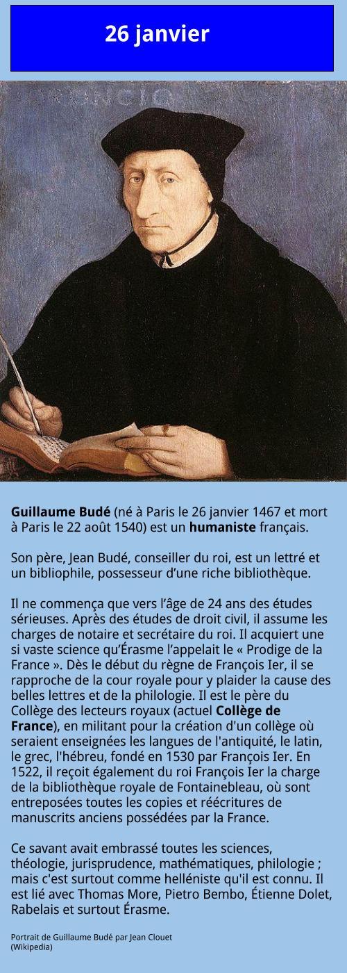 01_26 Guillaume Budé