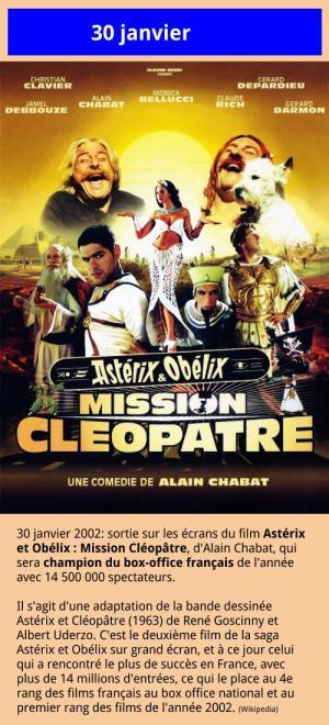 01_30 Astérix et Obélix - Mission Cléopâtre
