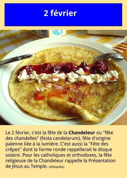 02_02 La Chandeleur