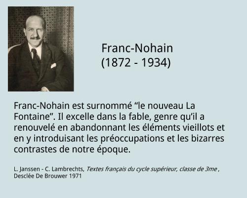 Franc-Nohain