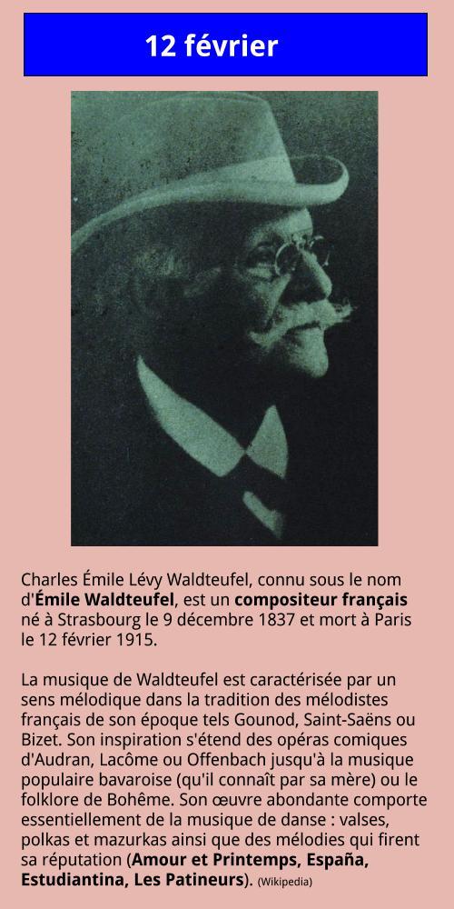 02_12 Émile Waldteufel