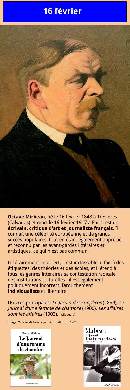 02_16 Octave Mirbeau