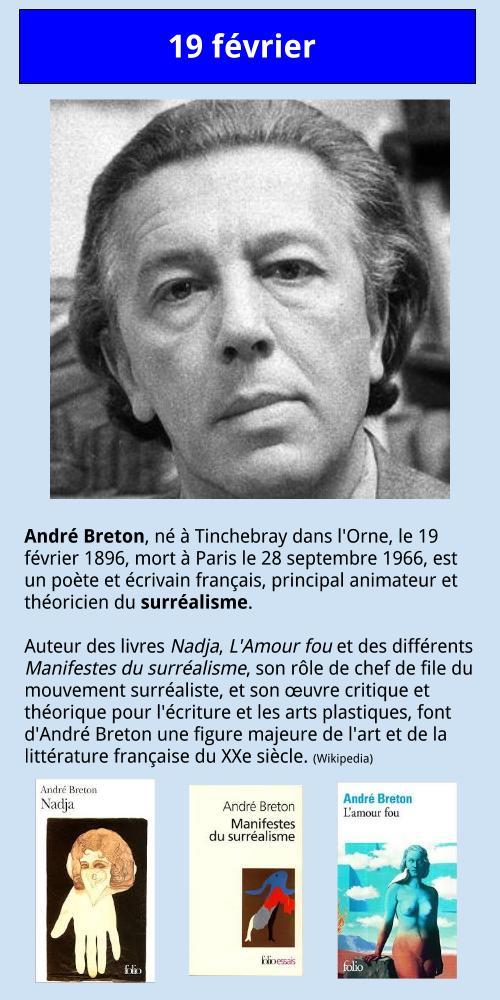 02_19 André Breton