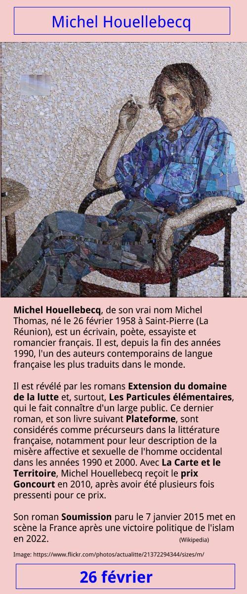 02_26 Michel Houellebecq
