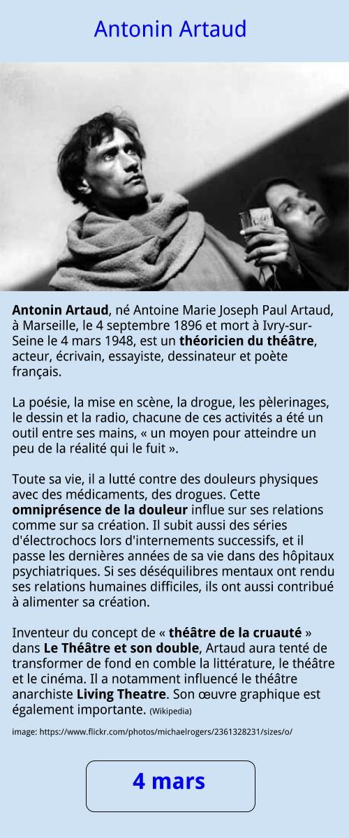 03_04 Antonin Arthaud