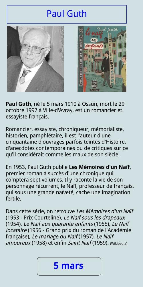 03_05 Paul Guth