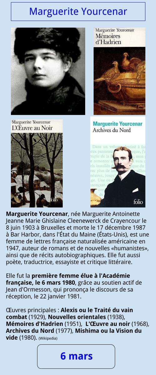 03_06 Marguerite Yourcenar