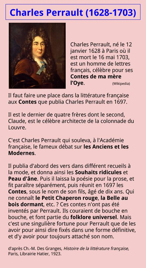 charles-perrault-1628-1703-bio